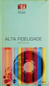 Nick Hornby - Alta Fidelidade «€5.00»