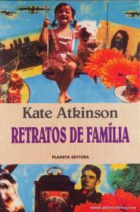 kate Atkinson - Retratos de Família - «€5.00»