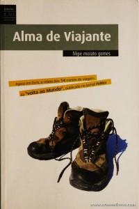 Filipe Morato Gomes - Alma de Viajante «€10.00»