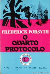 Frederick Forsyth - o Quarto Protocolo «€5.00»