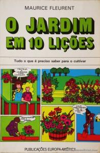 Maurice Fleurent - o Jardim em 10 Lições «€5.00»