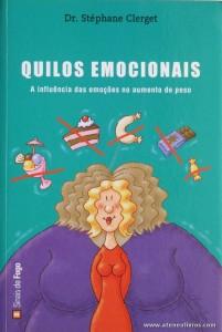 Dr. Stéphane Clerget - Quilos Emocionais «€8.00»