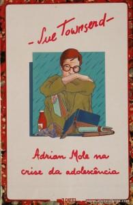 Sue Townsend - Adrian Mole na Crise da Adolescência «€5.00»