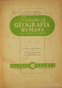 Princípios de Geografia Humana «€35.00»