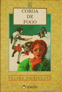 Fátima Domingues - Coroa de Fogo - «€5.00»