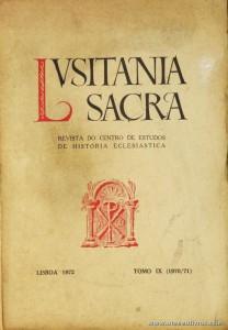 Lusitânia Sacra - Revista