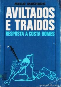 Aviltados e Traídos «Respostas a Costa Gomes»