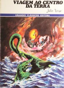 Júlio Verne - Viagem ao Centro da Terra «€5.00»