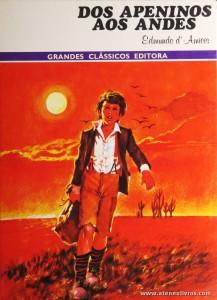 Edmundo D'Amicis - Dos Apeninos aos Andes «€5.00»