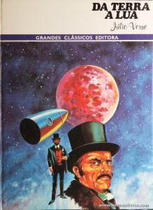 Júlio Verne - Da Terra a Lua «€5.00»