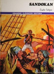 Emilio Salgari - Sandokan «€5.00»