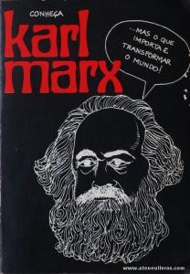 Conheça Karl Marx