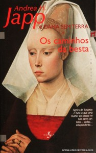 Andrea H. Japp - A Dama Sem Terra «€10.00»