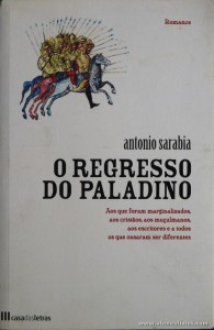 António Sarabia - O Regresso do Paladino «€5.00»