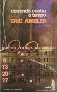 Eric Ambler - Correndo Contra o Tempo «€5.00»