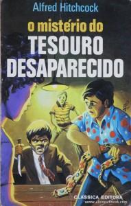 Alfred Hitchcock - O Mistério do Tesouro Desaparecido «€5.00»