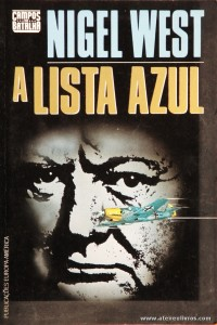 Nigel West - A Lista Azul «€5.00»