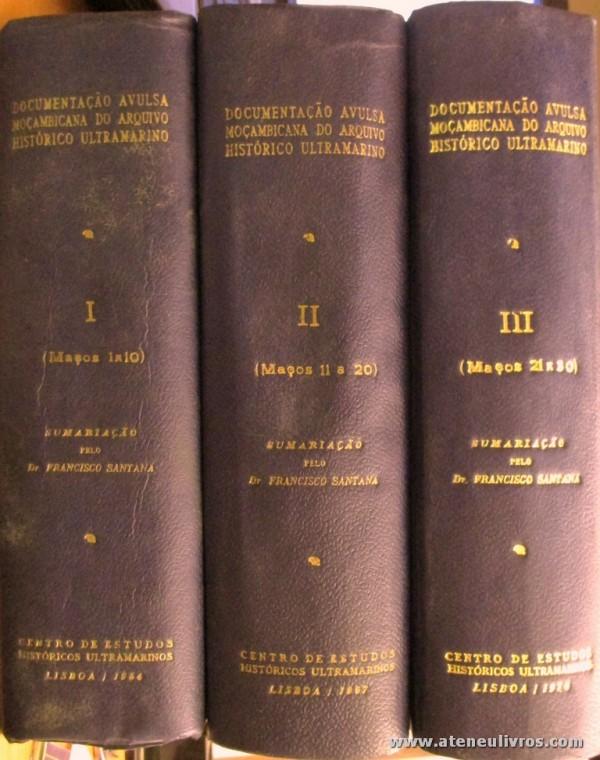 Documentação Avulsa Moçambicana do Arquivo Histórico Ultramarino