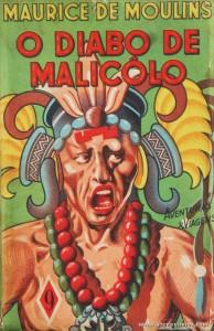 Maurice de Moulins - O Diabo de Malicôlo «€5.00»