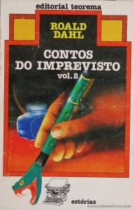 Roald Dahl - Contos do Imprevisto «€5.00»