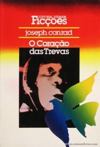 Joseph Conrad - O Coração das Trevas «€5.00»