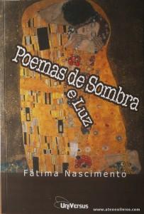 Fátima Nascimento - Poemas de Sombra e Luz «€5.00«