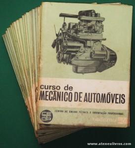 Curso de Mecânico de Automóvel