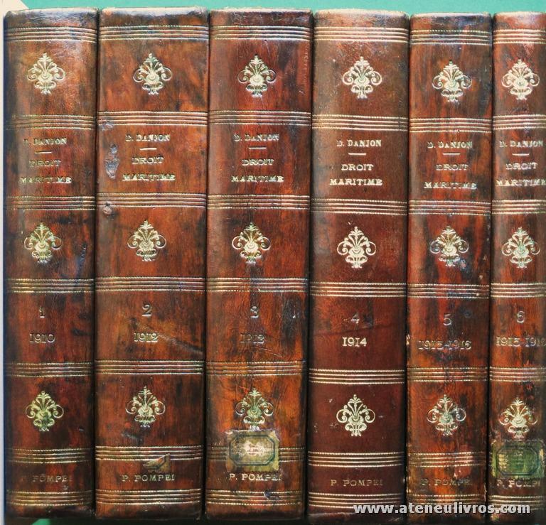 Traité de Droit Maritime