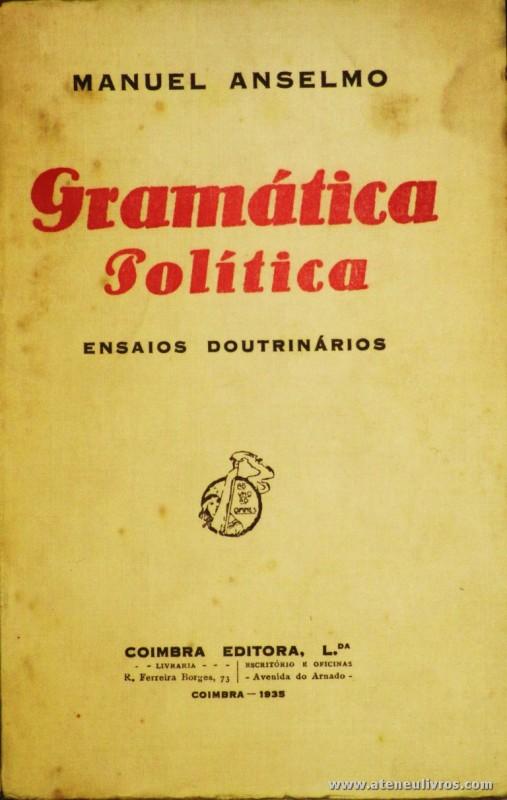 Gramática Politica
