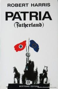 Robert Harris - Pátria (Fatherland) «€10.00»