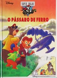 Puser Baloo - O Pássaro de Ferro «€5.00»