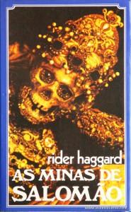 Rider Haggard - As Minas de Salomão «€5.00»