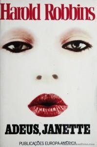 Harold Robbins - Adeus, Janette «€5.00»