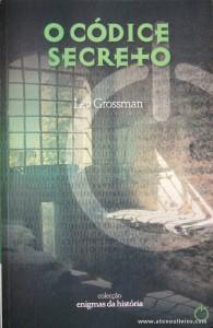 Lev Grossman - O Códice Secreto «€5.00»