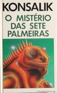 Konsalik - O Mistério das Sete Palmeiras «€5.00»