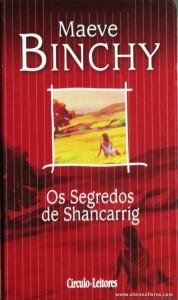 Maeve Binchy - Os Segredos de Shancarrig «€5.00»