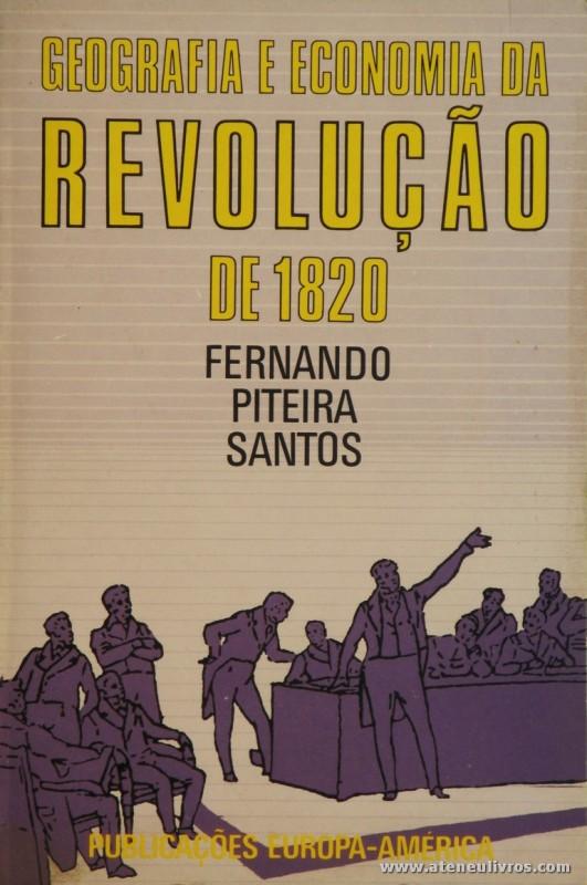Geografia e Economia da Revolução de 1820