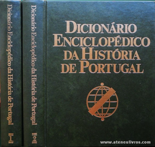 Dicionário Enciclopédico da História de Portugal