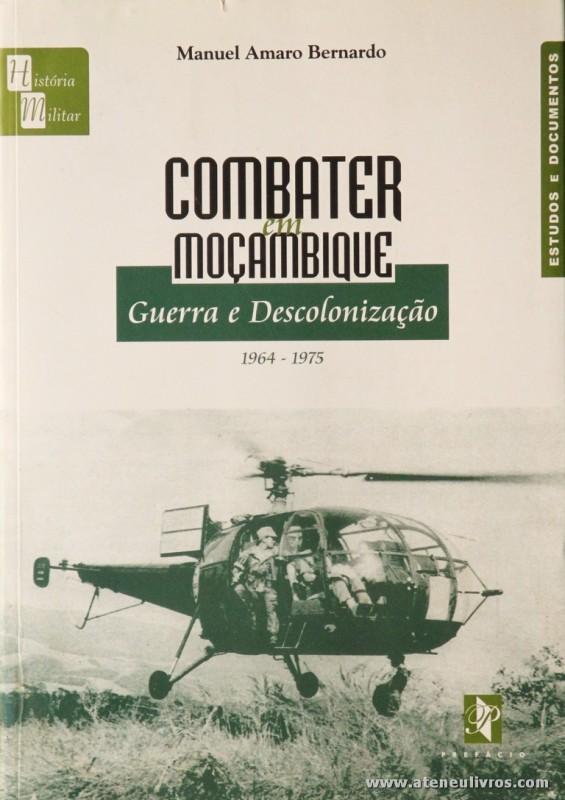 Combate de Moçambique ( Guerra Colonial 1964-1975)