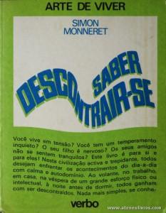 Simon Monneret - Saber Descontrair-se «€5.00»