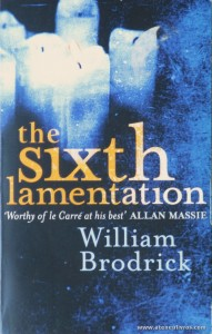 William Brodrick - The Sixth Lamentation «€5.00»