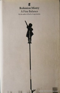 Rohinton Mistry - A Fine Balance «€20.00»