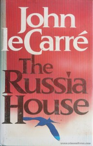 Jonh le Carré - The Russia House «€10.00»