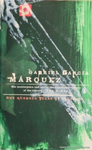 Gabriel Garcia Marquez - One Hundred Years Of Solitude «€5.00»