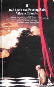 Vikram Chandra - Red Earth and Pouring Rain «€5.00»