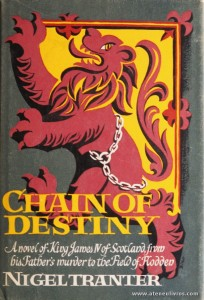 Nigel Tranter - Chain Of Destiny «€10.00»