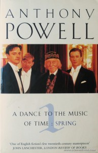 Anthony powell - A Dance to the Music of Time: Spring «€5.00»