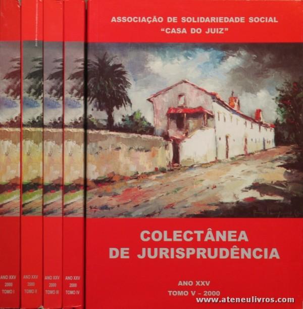 Colectânea de Jurisprudência
