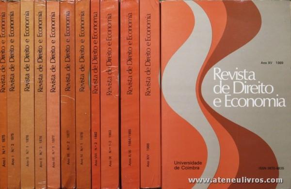 Revista de Direito e Economia