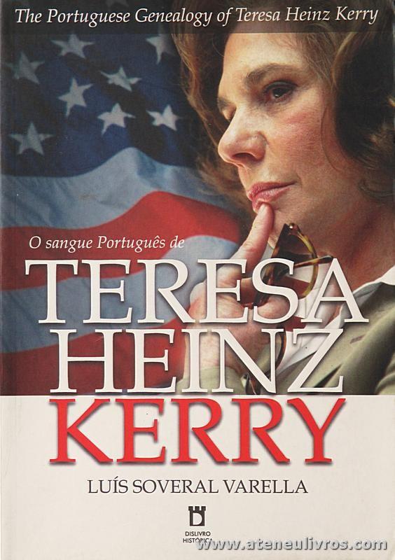 Teresa Heinz Kerry (O Sangue Português)